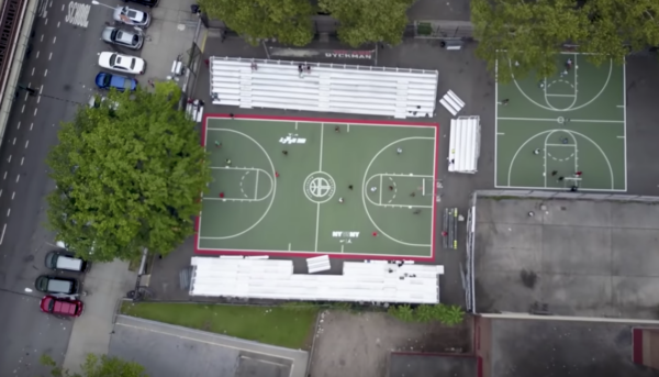Video : Best Basketball Courts in NYC