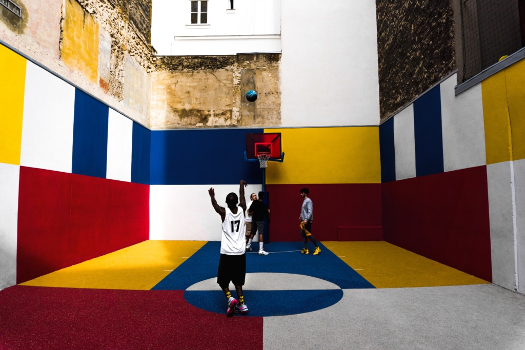 The 10 Most Unique Basketball Courts In The World Courts Of The World