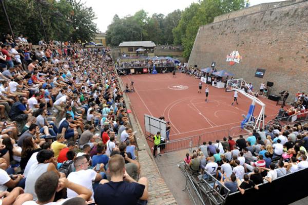 Must Hoop : Kalemegdan in Belgrade, Serbia