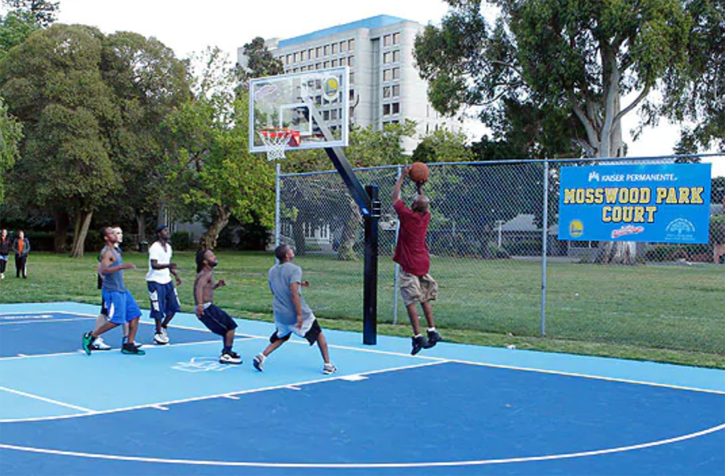 The Top 10 Outdoor Basketball Courts In The World Courts Of The World