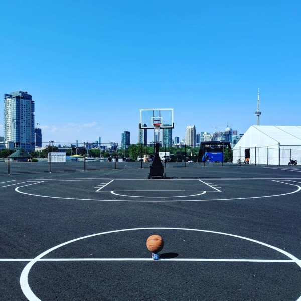 Top 5 Basketball Courts in Toronto