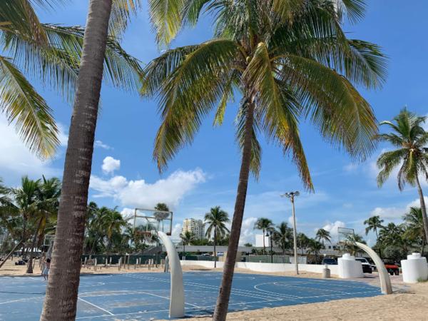 Must Hoop : Fort Lauderdale Beach Park