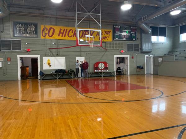 Must Hoop : The Hoosier Gym in Indiana