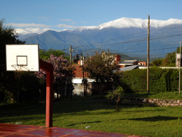 The Majestic Basketball Courts of Argentina's Jujuy Province
