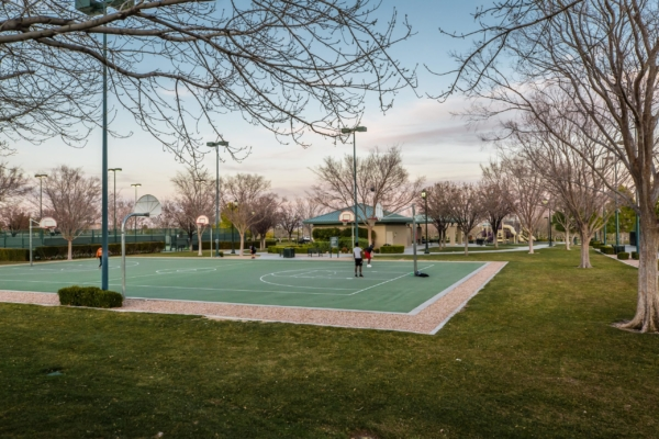 The Top 10 Basketball Courts in Las Vegas