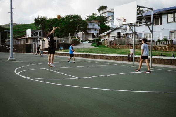 Top 10 Basketball Courts in Hawaii