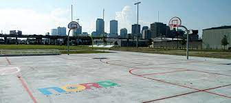 Top 10 Basketball Courts in New Orleans