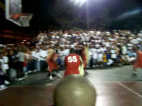 Streetball at Dyckman Park