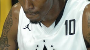 Brandon Jennings a.k.a. Young Money playing in the EBC @ Rucker Park, NYC