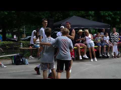 Park Authority 2018 - U14 Winning Shot