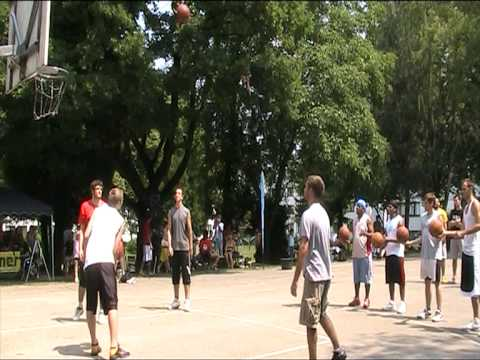 RBE 2010 - 3-Point-Shootout