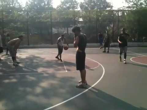 Rodney park street ball pt.1