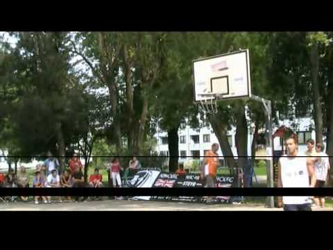 RBE 2010 - Dunking-Contest