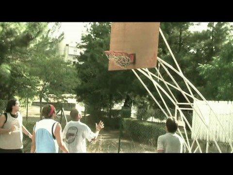 Streetball in Cosenza, Italy