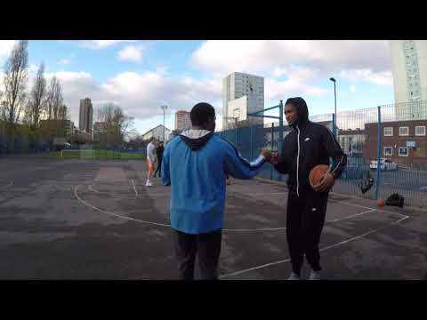 3x3 at Blue Cage Basketball Court (London)