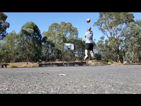 Half Court Shot