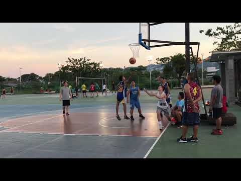 3-on-3 at Chaweng