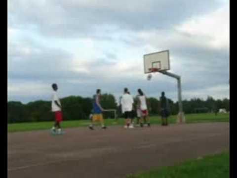 Streetball in Bron/Lyon ... @ ...