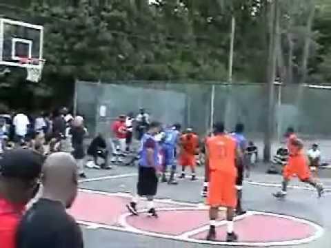 Nyack basketball tourney july 2010