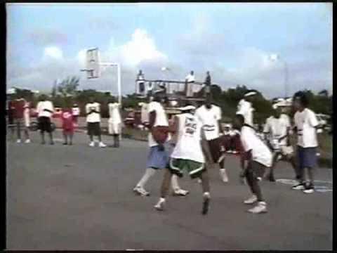 Streetball Barbados - Zahir Motara Highlight Move