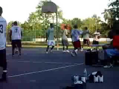 Mt. Holly Men's Streetball League @ Mill Dam Park