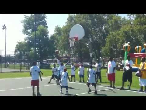 5th Annual Fairgrounds Park 3-on-3 Basketball Tourney & Com