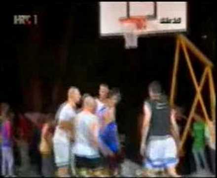 Lipik Streetball na televiziji - on television