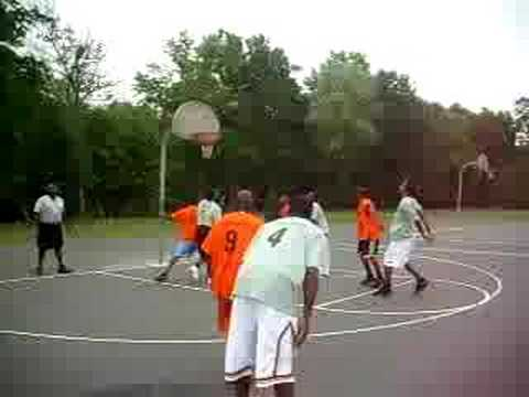 Mount Holly Recreation Men's Streetball Summer League