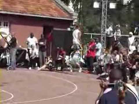 Quai 54 slam dunk