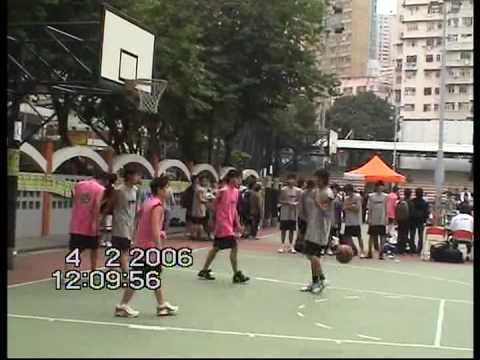 Nike 3-on-3 at Southorn Playground on 4 April 2006