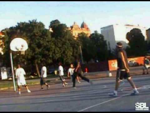 SBL (Sweden) presents Streetball Moves