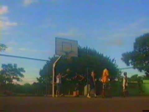 Joguinho de basquete em Canoas - Parque Eduardo Gomes (01)