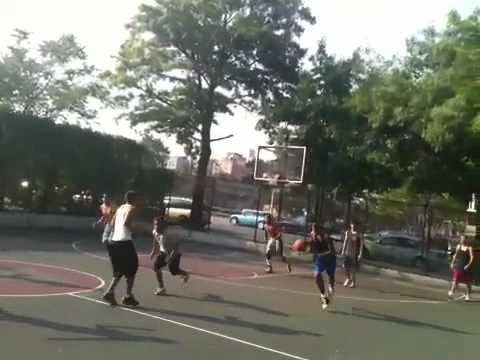 Rodney park street ball pt.2