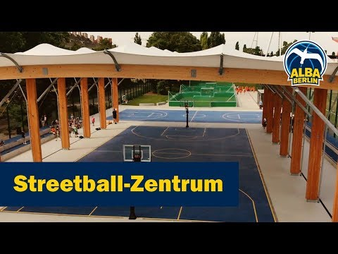Video by published by the German first league Basketball Club Alba Berlin