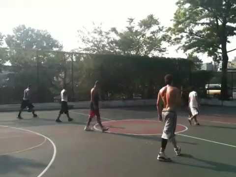 Rodney park street ball pt.4