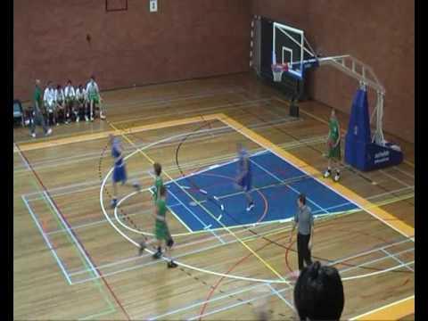 15 year old Dunk Landstede Basketbal U16 - Harlemlakers U16