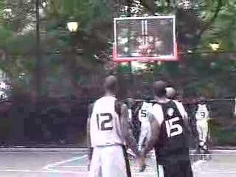 Kenny Graham's West 4th Street Cage Tournament in NYC