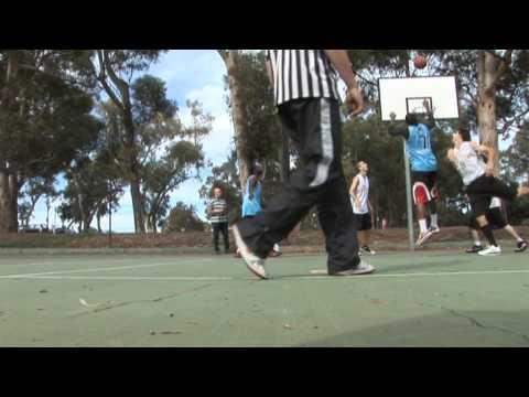 Footage of a Ballerz PlayGround Tournament