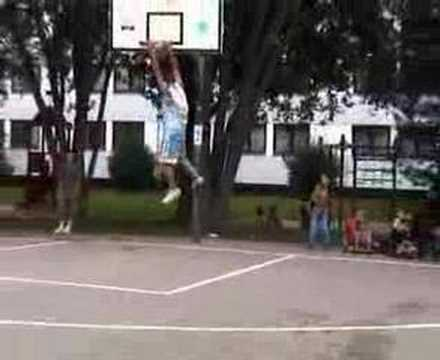 RBE 2002 - Dunking-Contest