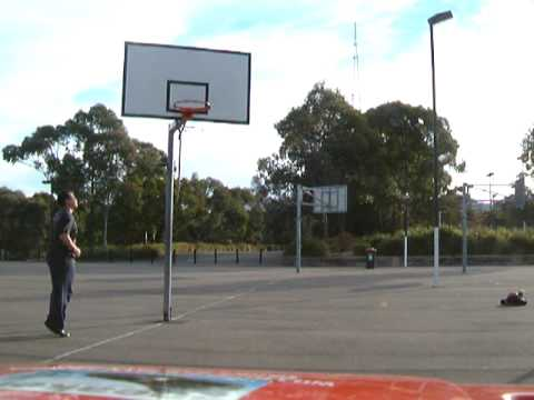 Jumping at these courts