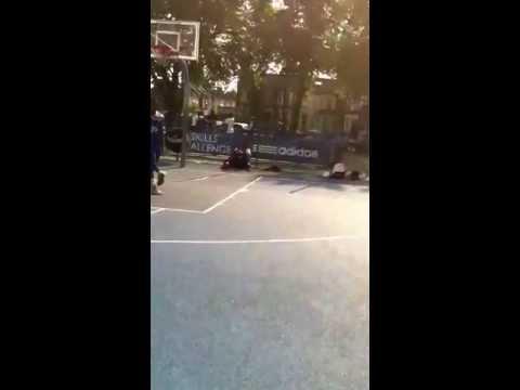 Basketball Courts near Turnpike Lane