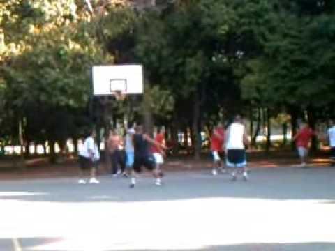 Villa Lobos basketball !