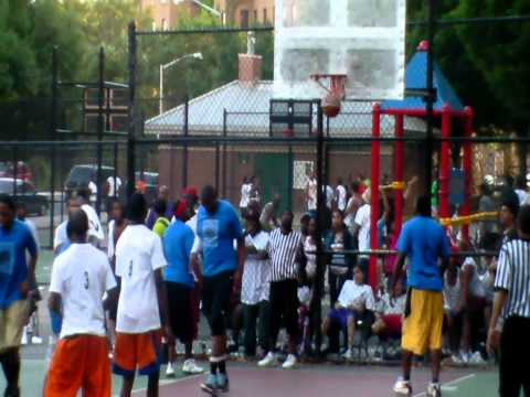 Ring and things basketball tournament @st mary park