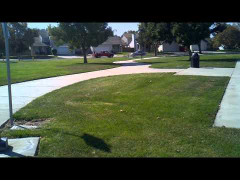 Streetball Court in Salida, CA off Keirnan/99