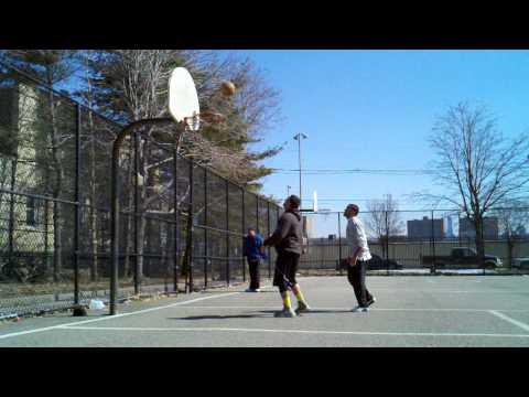 Miller Park in WNY 2vs2 Basketball - 3/9/14 (4 of 4)