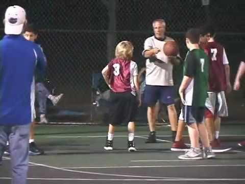 Basketball Playoffs at Terramar Park