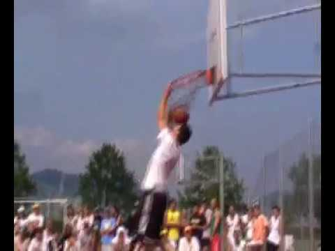 AND 1 Streetball Tournament in Lucerne, Switzerland - 2005