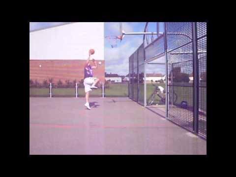 Southfield court dunks!