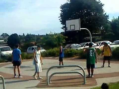 Owairaka park basketball tournament 2