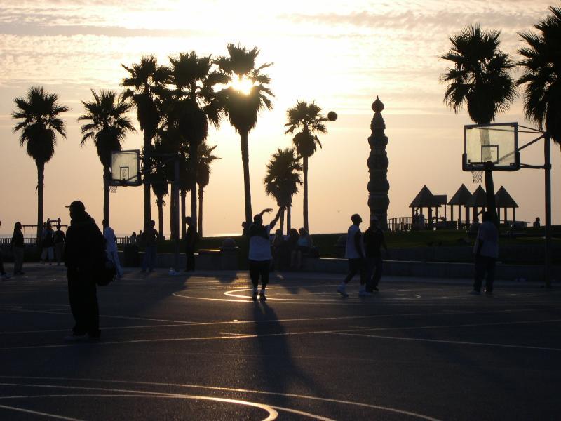 Los Angeles, CA Basket...